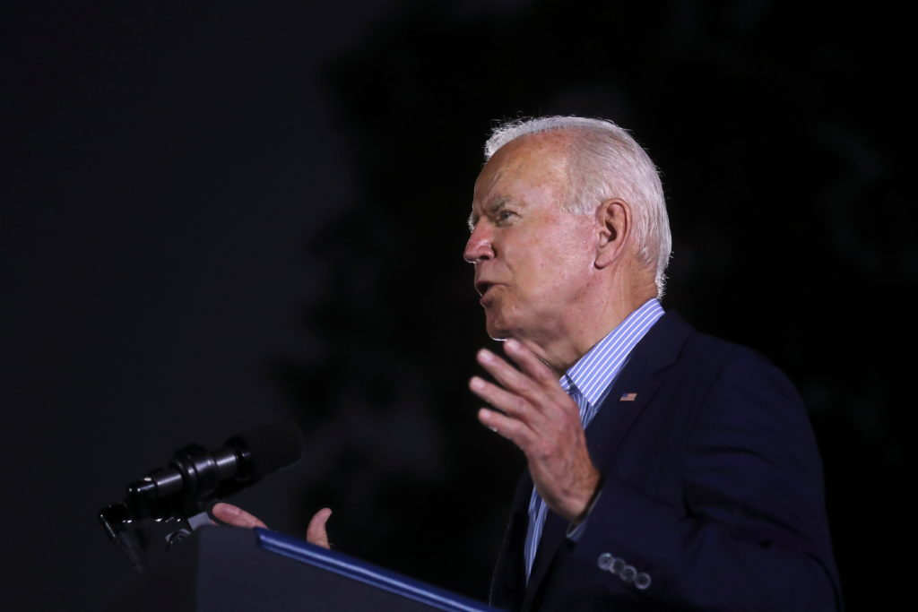 WATCH LIVE: Biden delivers remarks on tackling the climate crisis