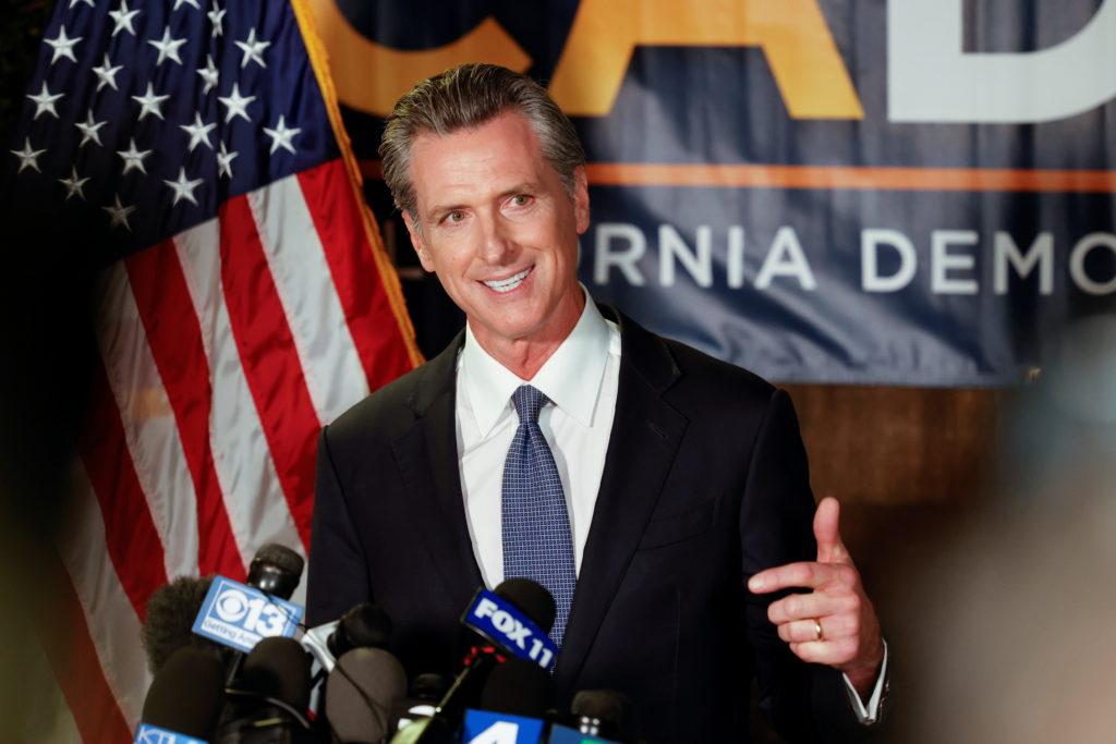 California recall election