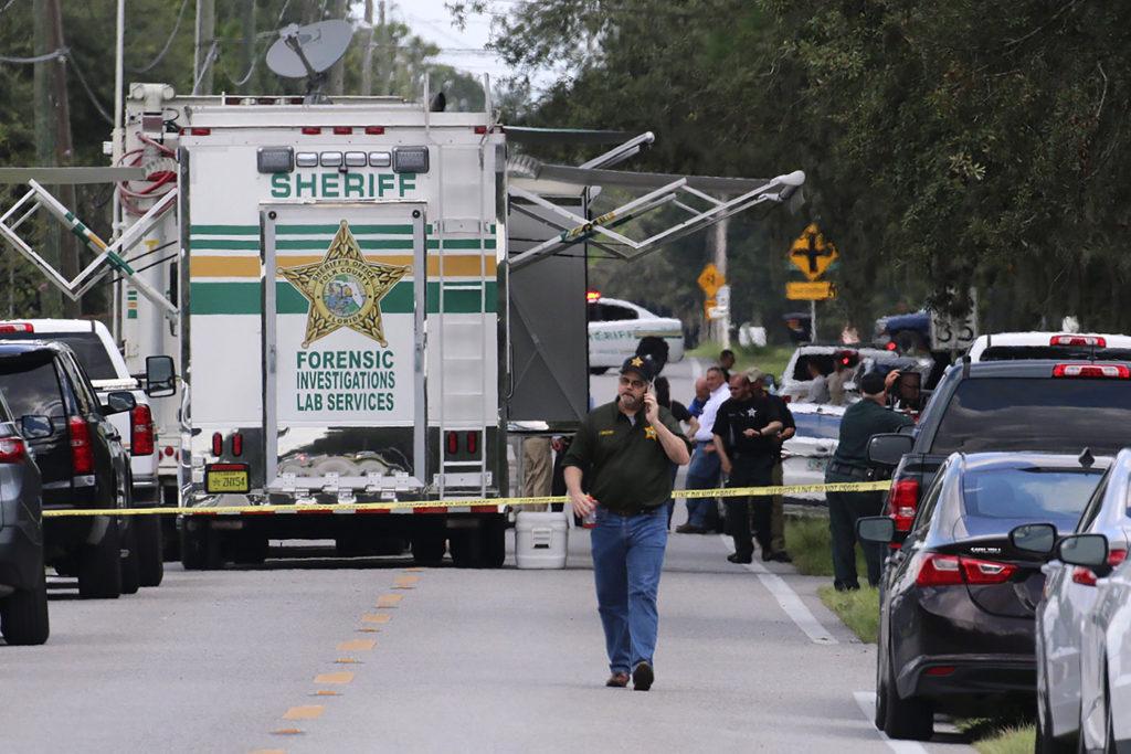 Florida Shooting Family Killed