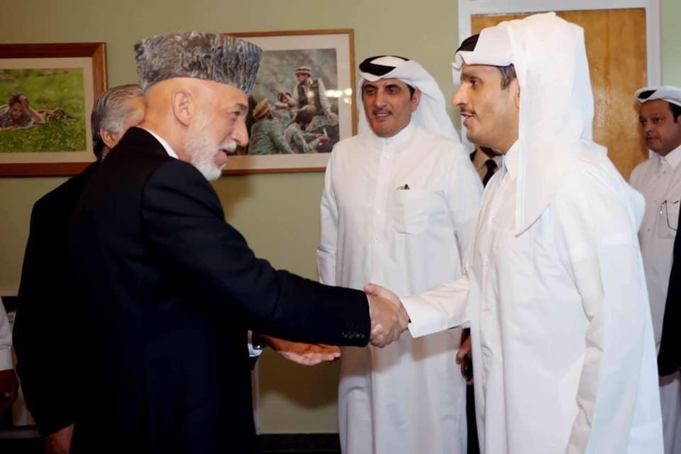 Qatar sends high-level delegation to Afghanistan