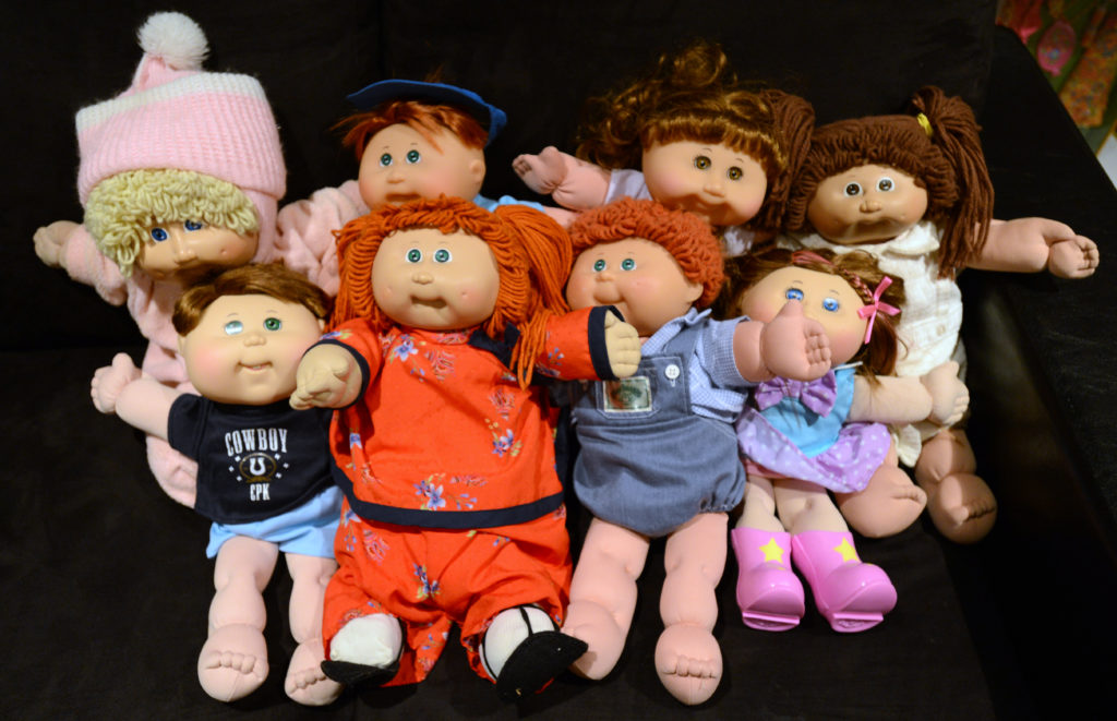 Cabbage Patch Kids, Catan, piñatas lead Toy Hall of Fame finalists