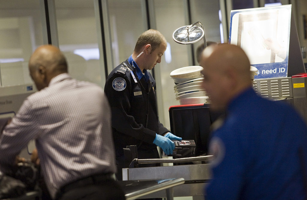 Airport Security Increased After Terrorism Attempt Christmas Day In Detroit