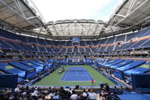 FILE PHOTO: Tennis: US OPEN