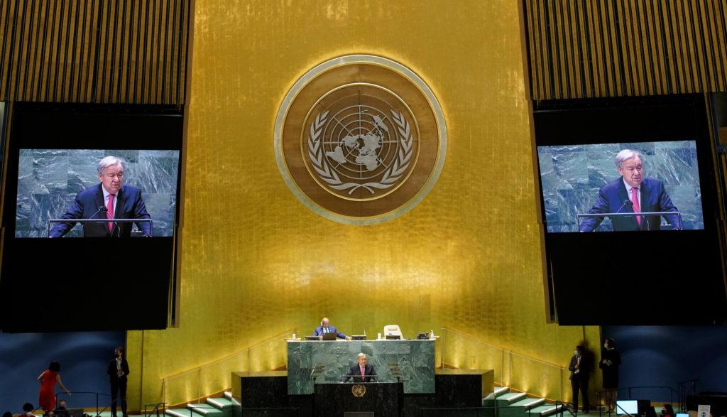 Taliban face uphill battle in efforts to speak at U.N. meeting