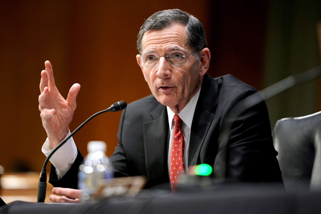 Sen. Barrasso on 'epic failure' of Afghanistan exit, 'reckless' $3.5T spending bill