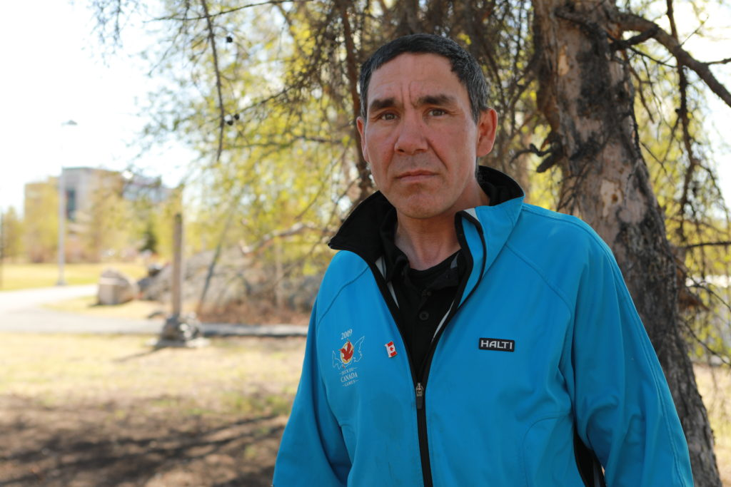 After an early forced adoption, an Indigenous man rediscovers his identity
