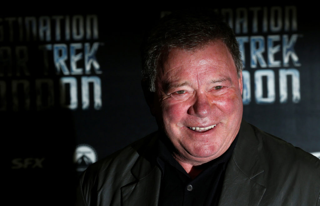 Actor William Shatner of Star Trek fame is actually going to space - PBS NewsHour