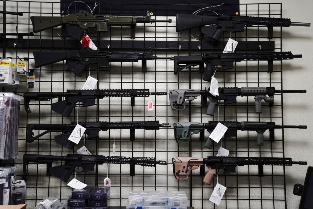 "Firearms Unknown as Biden considers legislation restricting ""ghost guns"