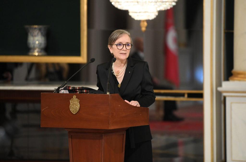 Tunisia swears in new government