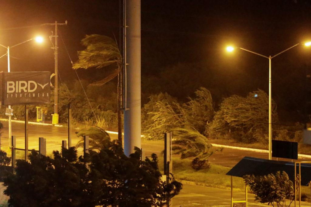 Hurricane Pamela makes landfall in Mazatlan