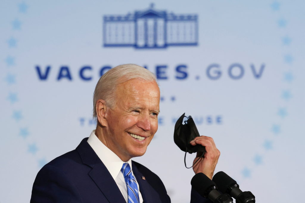 WATCH LIVE: Biden gives remarks on his Build Back Better agenda
