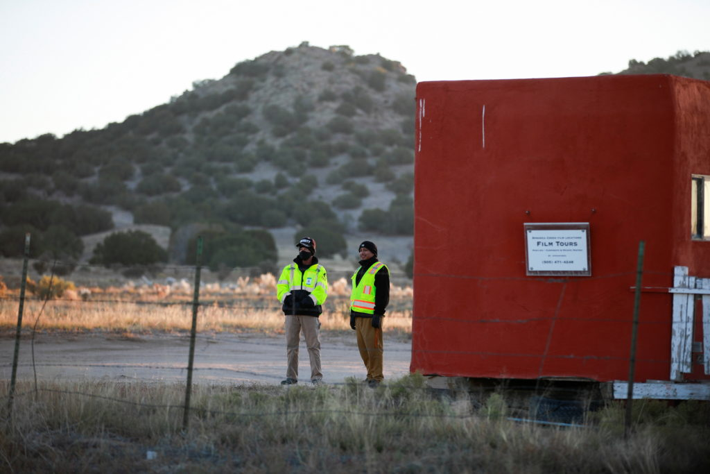 Alec Baldwin fired a prop gun that killed cinematographer, officials say