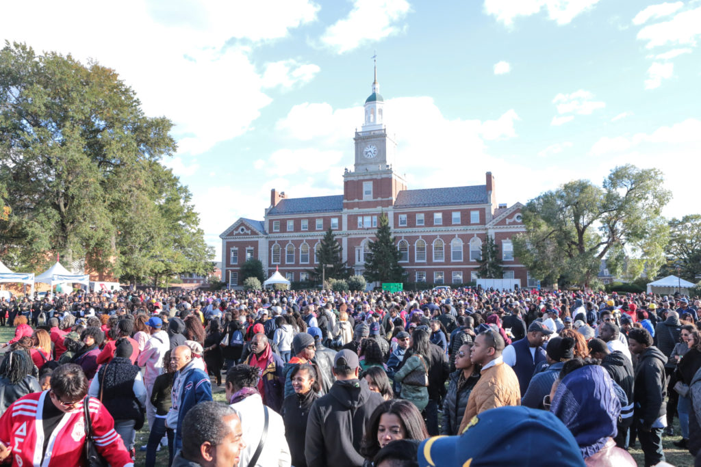 93rd Annual Howard University Homecoming Game