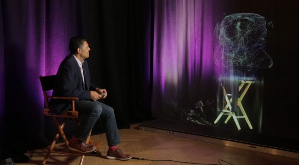 How holograms are adding a new dimension to our online world