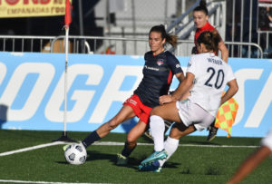 NWSL: National Women's Soccer League-Kansas City at Washington Spirit