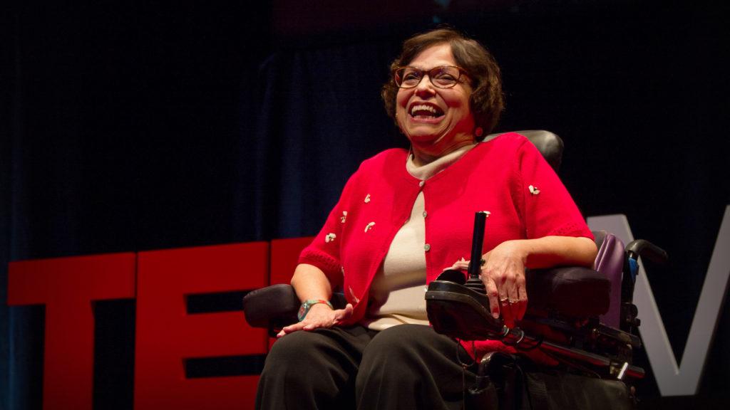 """Judy Heumann, Author of """"Being Heumann: an Unrepentant Memoir of a Disability Rights Activist"""""""