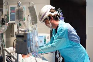 Tour of SSM Health St. Anthony Hospital's ICU in Oklahoma City