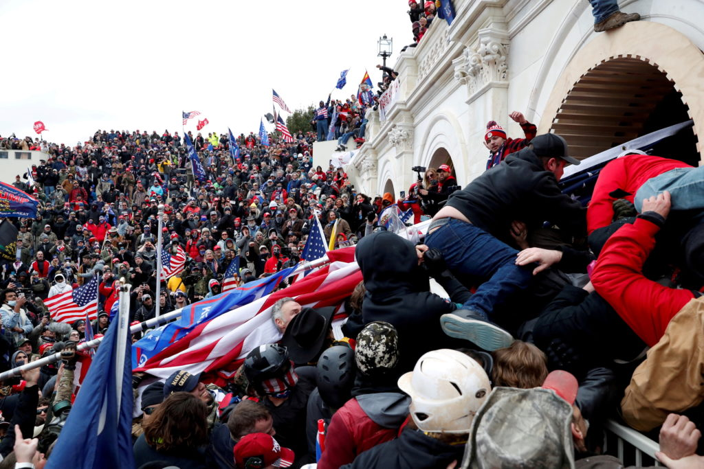GOP lawmakers were 'intimately involved' in Jan. 6 protest planning, new report shows