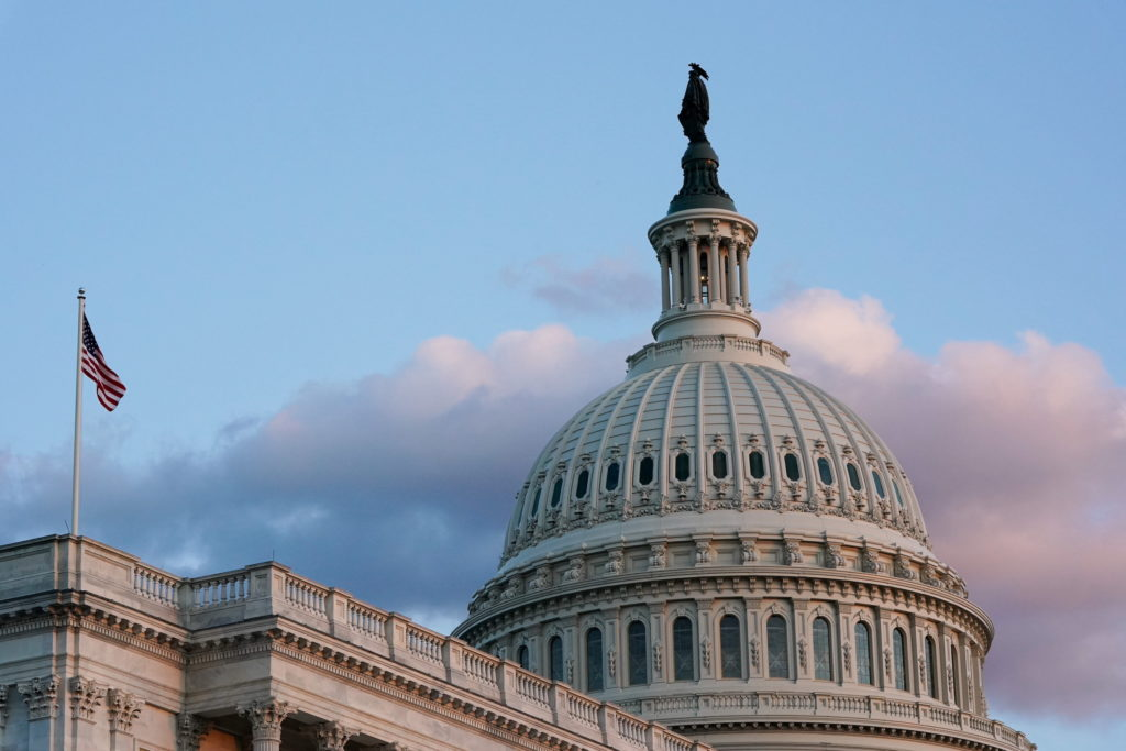 Senate GOP blocks Democrats' election bill a third time this year