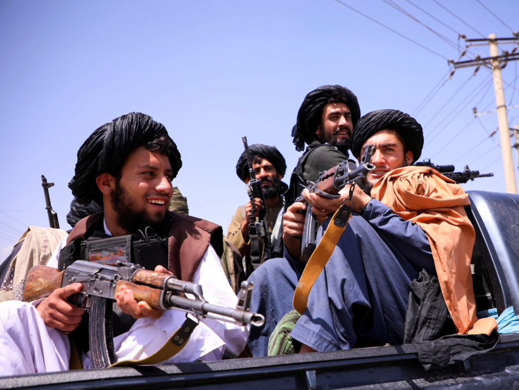 Ex-U.S. diplomat who wrote Afghanistan's constitution reflects on exit deal with Taliban